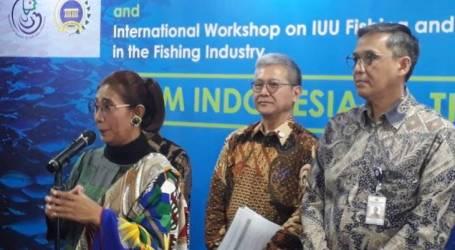 وزيرة الشئون البحرية : إندونيسيا تبذل جهودًا كبيرة للقضاء على الصيد غير المشروع