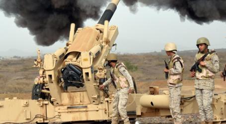 استشهاد 8 جنود سعوديين بمواجهات حدودية مع الحوثيين