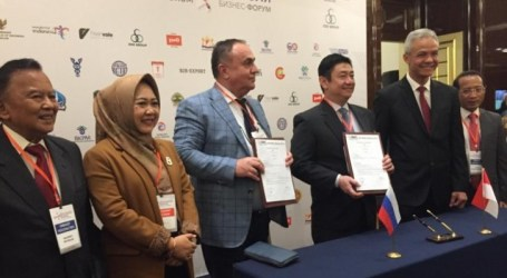 منتدى الأعمال الإندونيسي – الروسي يحقق 13 اتفاقية تجارية