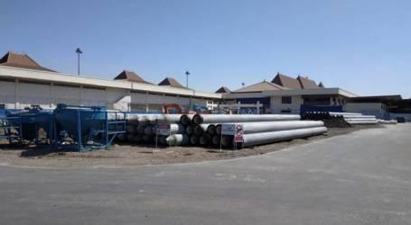 أنجكاسا بورا تستثمر 685 مليار روبية لتوسيع مطار جواندا