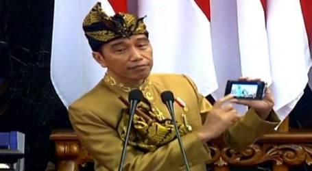 الرئيس الإندونيسي جوكو ويدودو تركز على تطوير البنية التحتية في المناطق النائية