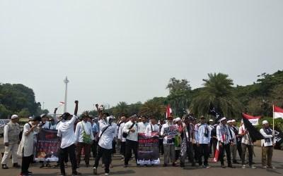 مجموعة العمل من أجل الأقصى تنظم مسيرة سلمية تضامنا للأقصى