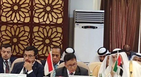 إندونيسيا : وعد حملة إسرائيل ينتهك القانون الدولي