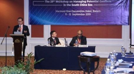 يجب تطوير التعاون بين الجيولوجيين في بحر الصين الجنوبي