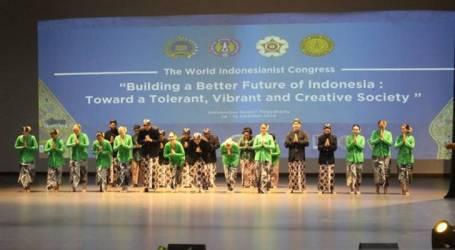 أول مؤتمر عالمي للإندونيسيين في يوجياكارتا