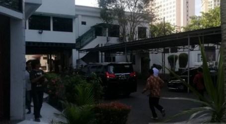 ويرانتو يزور مستشفى جاتوت سوبيروتو للجيش بعد ساعتين في الوزارة