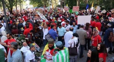 نيويورك تشهد تظاهرة داعمة لكشمير