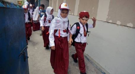 التحاق 81 طفلاً أجنبياً في ثماني مدارس ابتدائية في مدينة بيكانبارو