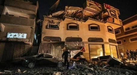ارتفاع عدد شهداء التصعيد الإسرائيلي بغزة إلى أربعة