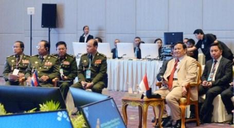 وزير الدفاع : إندونيسيا مصممة على إحلال السلام في جنوب شرق آسيا