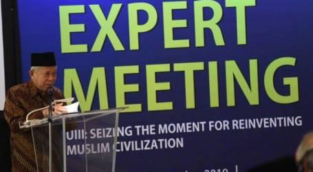 معروف أمين : يجب أن تكون إندونيسيا مرجعًا لدراسة الإسلام المعتدل