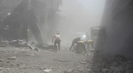 مقتل 9 مدنيين في غارات روسية على إدلب السورية