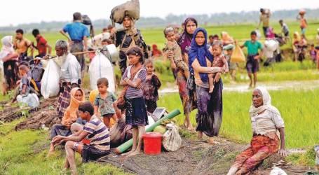 زيادة 8 آلاف في عدد المشردين داخل ولايتي أراكان وشان بميانمار