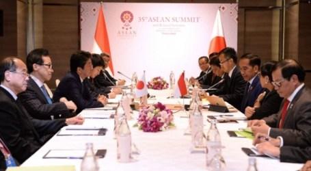 تدعم اليابان بشكل كامل برامج ذات الأولوية للرئيس جوكووي