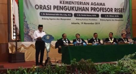 وزير الشؤون الدينية فخر الرازي يشجع الاعتدال الديني في إندونيسيا