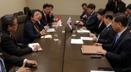 رئيسة مجلس النواب تدعم السعي لتحقيق الاستقرار في شبه الجزيرة الكورية