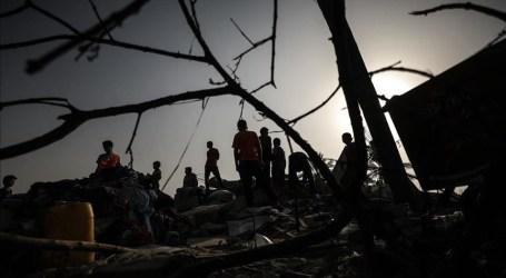 فلسطين:21 شهيدا و 69 جريحا حصيلة التصعيد الإسرائيلي في غزة