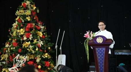 وزيرة الخارجية الإندونيسية مارسودي تستدعي سفيري الولايات المتحدة وإيران