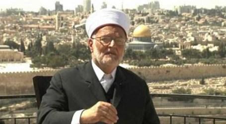 """خطيب """"الأقصى"""" يطلع سفير تركيا بالقدس على الأخطار المحدقة بالمسجد"""