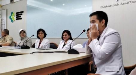 مستشفى باندونغ لا يزال ينتظر نتائج الفحص ضد فيروس كورونا الجديد