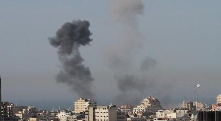 سلسلة غارات طائرات الاحتلال على قطاع غزة
