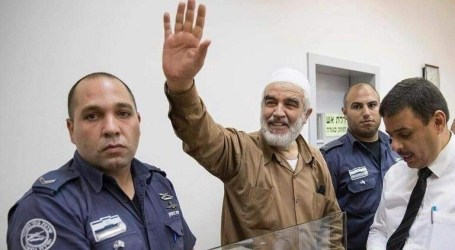 الشيخ رائد صلاح: لن تخيفني مدة السجن