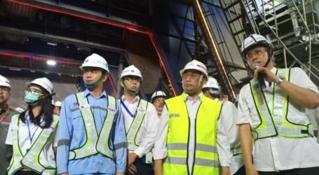مشروع السكك الحديدية عالية السرعة جاكرتا باندونغ لا يتاثر بفيروس كورونا
