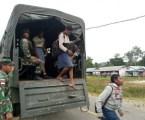 جنود إندونيسيا يسدون فجوة نقص المعلمين في بابوا