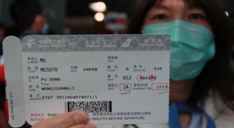 مطار سوكارنو هاتا يعلق رحلاته إلى الصين
