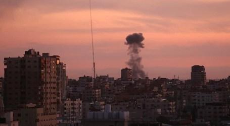 """إسرائيل تقصف أهدافا لحركة """"الجهاد"""" في غزة وسوريا"""