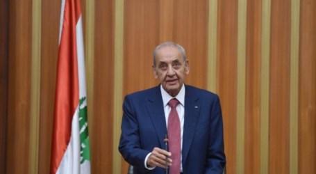 البرلمان اللبناني : إذا سقطت فلسطين سقطت الأمة