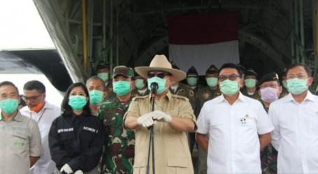 وزيرالدفاع : يجب على الإندونيسيين احترام بروتوكولات كوفيد -19