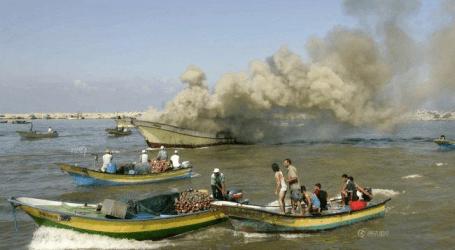 مركز حقوقي يدعو العالم لوقف اعتداءات إسرائيل على صيادي غزة