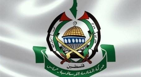 حماس: عدوان الاحتلال سيزيدنا إصراراً على مواجهة مخطط الضم