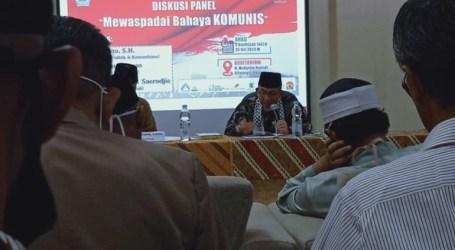 إمام المسلمين الشيخ يخشى الله منصور يدعو المسلمين إلى الحذر من الفكر الشيوعي
