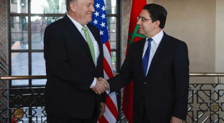 بومبيو يعلن بدء إنشاء قنصلية أميركية في الصحراء الغربية