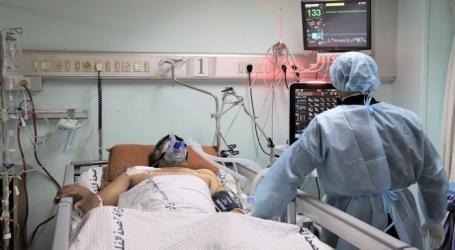 تسجيل أعلى نسبة يتجاوز 1916 إصابات يومية في غزة بكورونا