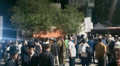 الجيش الإسرائيلي يعيد اقتحام بلدة فلسطينية شمالي الضفة
