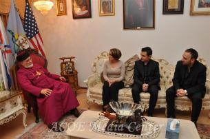 H.H With Juli, Tala & Ramsin (1) (Custom)