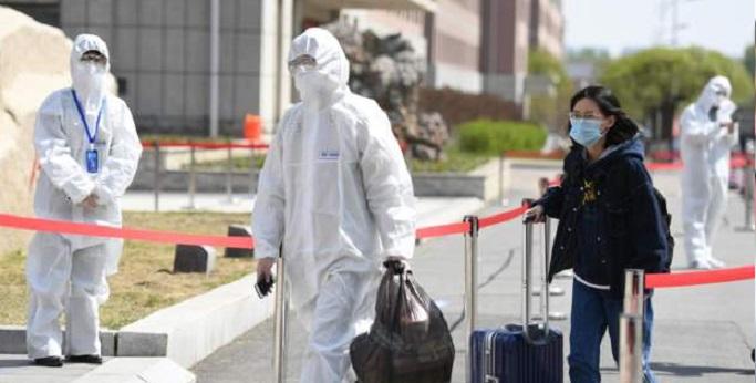 عزل سكان مدينة صينية بالكامل بعد ظهور إصابات جديدة بفيروس كورونا
