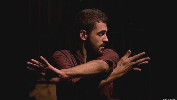 قصة راقص كوريوغرافي سوري لاجئ في برلين رقص تعبيري همزة