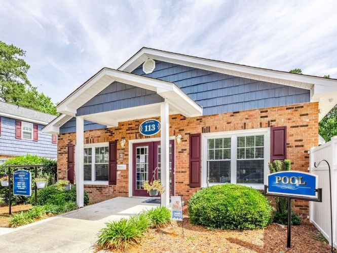Cherry Court Apartments 113 Ct Greenville Nc 27858