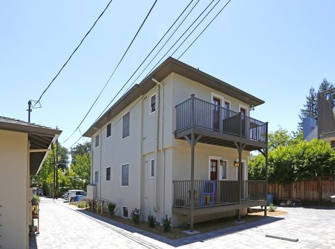 Photo Of 319 339 Hawthorne Ave Palo Alto Ca 94301 Apartment For