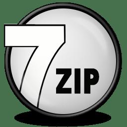 برنامج فك الضغط 7ZIP