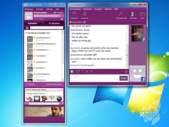 تحميل برنامج ياهو Yahoo