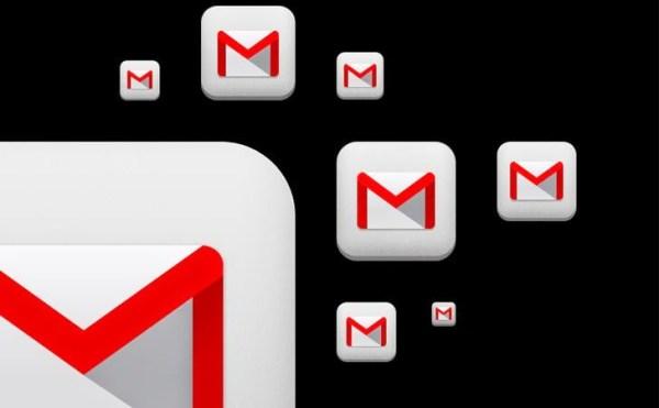 الدخول الى الجيميل مع تطبيق Gmail للموبايل