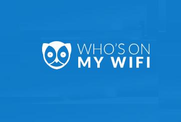 كشف سرقة الواي فاي برنامج Whos On My Wifi