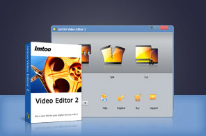 برنامج دمج الفيديوهات تحميل برنامج IMTOO Video Editor