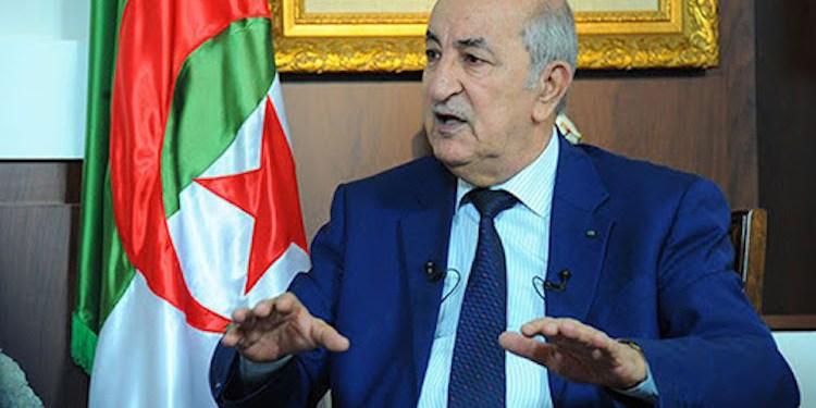 الرئيس الجزائري يهنئ قيس سعيد على تشكيل الحكومة ويعلن عن زيارة قريبة لتونس