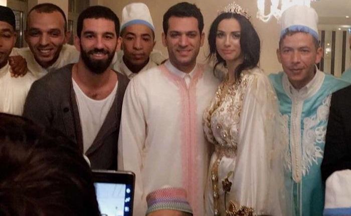 شاهدوا بالصور والفيديو زواج الممثل التركي مراد يلدريم